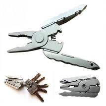 Multi-functional Mini Scissors Screwdriver Can Bottle Opener Tools Set - $230,32 MXN
