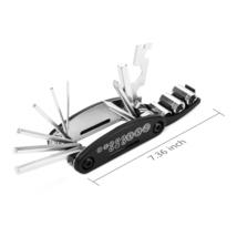 16 in 1 mountain bicycle tools sets bike bicycle multi repair tool kit hex spoke wrench thumb200