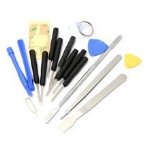 18pcs/set Disassemble Repair Opening Pry Tool Kit Set Screwdriver For Ph... - $290,60 MXN