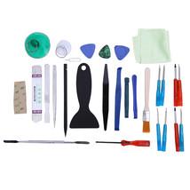 23 in 1 Repair Pry Tool Kit Opening Tools Pentalobe Screwdriver Set Quic... - $293,09 MXN