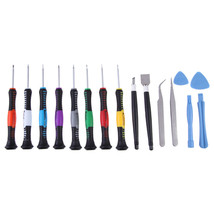16-in-1 Precision Screwdriver Mobile Phone Dismantling Multi-function To... - $291,98 MXN