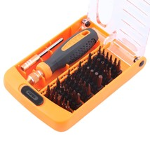 Jakemy Useful JM-8109 38 In 1 Screwdriver Set Repair Tools For Cellphone PC - $295,25 MXN