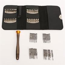 Repair 25Pcs/set 25 In 1 Set For phones Tools Kit Wallet Screwdriver Ele... - $495,52 MXN