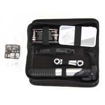 16 in 1 Carbon Steel Mountain Road Bicycle Repair Tool Kit Set Hex Spoke... - $846,80 MXN