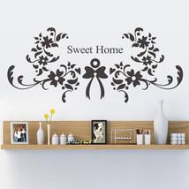 Flower Sweet Bedroom Living Room Backdrop Remov... - $10.41