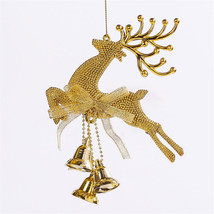 Reindeer Deer Elk Christmas Tree Hanging Decora... - $10.37