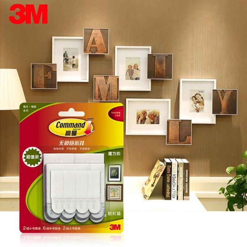 removable magic picture frame hanging command hook wall magic picture frame hanging command hook wall sticker home