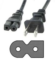 Sony ZS-S2ip CD Boombox Stereo Flat AC POWER CORD - $12.75