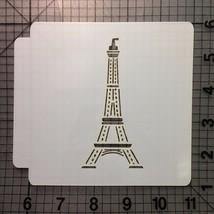 Eiffel Tower Stencil 100 - $3.50+