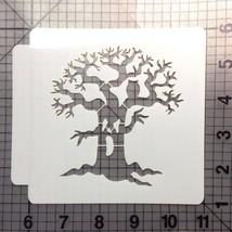 Halloween Tree Stencil 101 - $3.50+