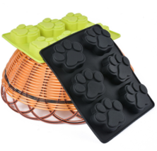 Cat Paw Silicone Mold - $16.95