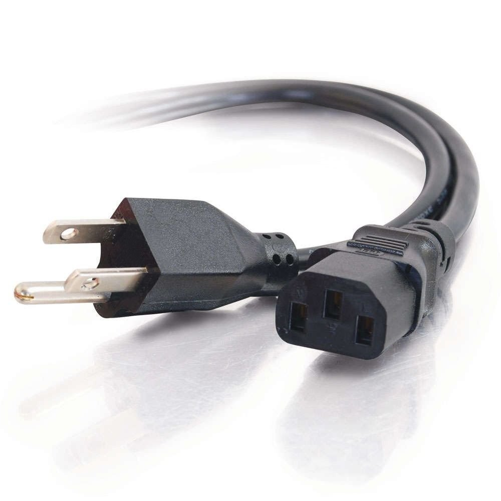 TacPower 6ft AC 18AWG Power Cord for LG TV's 32LV2500 37LK450 37LV3500 42KV55... image 1