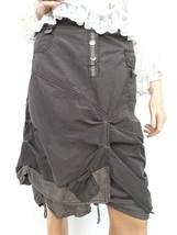 Nu by staff Größe 40 Rock skirt Taschen Baumwolle - $28.59