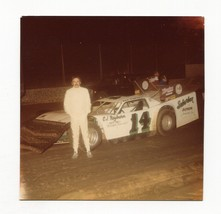 Ray Godsey-Color Photo-East Bay Speedway-#14-1983-VG - $20.61
