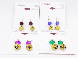 One Dozen New Wholesale Dangle Earrings by Xhil... - $7.43