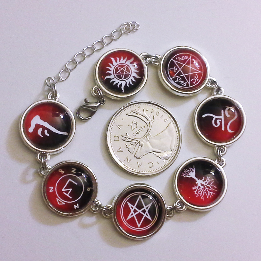 fd68261c89 Supernatural Winchester Silver Metal and similar items. 20150726 105106