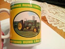 2004 John Deere Collectible Coffee Mug #31151 Houston Harvest - $20.78