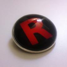 Team Rocket Pokemon Anime Pin Button Brooch - Jesse James Cosplay Go - $15.00