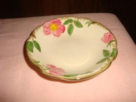 Vintage Franciscan Desert Rose 4 Berry Dessert Bowls 1960s TV Backstamp USA - $17.74