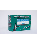 Vanishing Candle Magic Trick - Blue - By Sudden... - $9.95