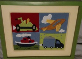Car, Boat, Truck, Plane - Kids Picture - $9.99