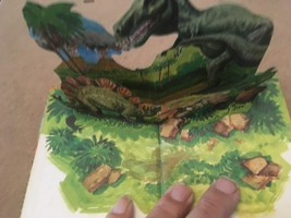 The Terrible Lizards: A Pop-Up Book  - $20.00