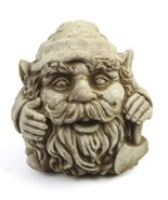 Garden Gnome with Axe Ornamental Concrete Statue  - $54.00