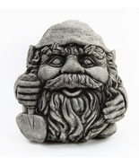Garden Gnome with Shovel Ornamental Concrete Statue  - $54.00