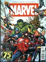 MARVEL COMICS 75th ANNIVERSARY MAGAZINE (2014) - $9.89