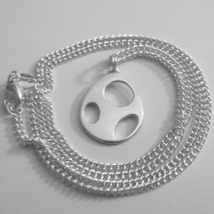 Yoshi Egg Sterling Silver Necklace Pendant Video Game Jewelry Mario - $46.00