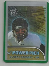 Blaine Gabbert (Jacksonville) 2011 Press Pass Power Pick Sp #101 - $3.99