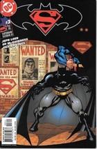 Superman/Batman Comic Book #3 DC Comics 2003 NEAR MINT NEW UNREAD - $3.50