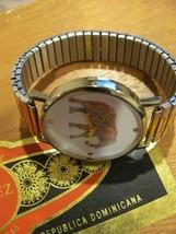 Elephant  watch   Mens  size  estate find   huge dial - $289.98