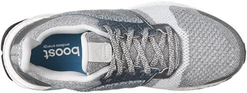 adidas Performance Womens UltraBOOST Street Running Shoe Grey/Silver BY1900