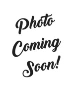 Donald Pliner Shaye 8.5 M Navy Blue Mango Orange Leather Elastic Strap S... - $33.75