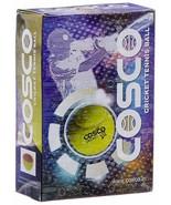 Cosco Cricket Tennis Ball Light Weight Training Ball - Pack of 12 Balls - $35.63
