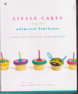 Little Cakes from the Whimsical Bakehouse Cupca... - $5.99