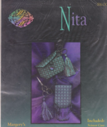 Nita Needlepoint Design by Margery's Scissor Ca... - $9.49