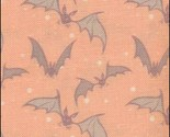 Bats on orange 28ct linen thumb155 crop