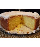 Caribbean Orange Syrup Coconut Cake-Downloadable Recipe - $2.50