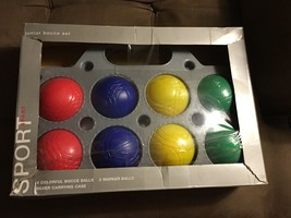 Jr Bocce Set with Case - $21.51