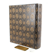 Bombay Wooden Treasure Box and memory Box with Brass Latch gift - $114.83