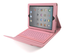 New For iPad 2 3 4 Stand Leather Case Cover with Bluetooth Keyboard  sty... - $29.69