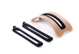 Wooden Desk Holder Stand Display for Macbook Ai... - $27.71