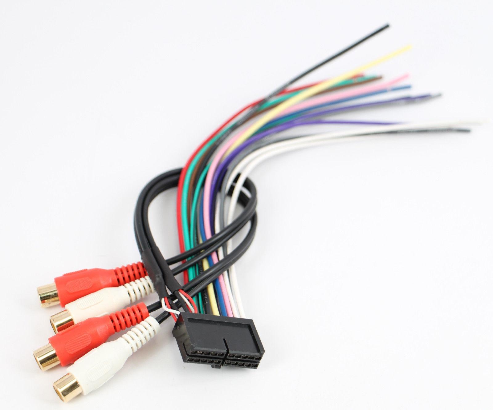 Xtenzi Radio Wire Harness for Jensen 20Pin and 50 similar items. S l1600