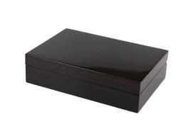 New Executive class Cufflink Case & Ring Storage Organizer Men's Jewelry... - €31,90 EUR