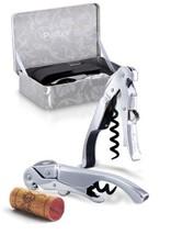 New Pulltex Pulltaps Pullparrot Corkscrew & Case Gift  - £31.89 GBP
