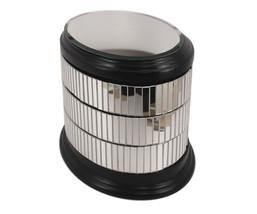Decorebay New three layer lint jewelry box organizer display storage  Gift - €116,46 EUR