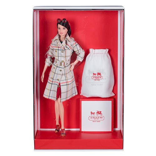 Barbie Collector Coach Designer Doll - $346.49