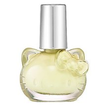 Hello Kitty Liquid Nail Art Nail Polish in Banana Cream - $19.79